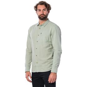 Rip Curl Eco Craft Camisa Manga Larga Hombre, seagrass